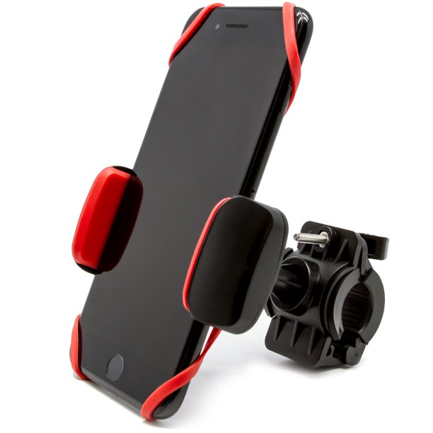 Universal Motorcycle Bike Handlebar Mount Holder For Cell Phone GPS