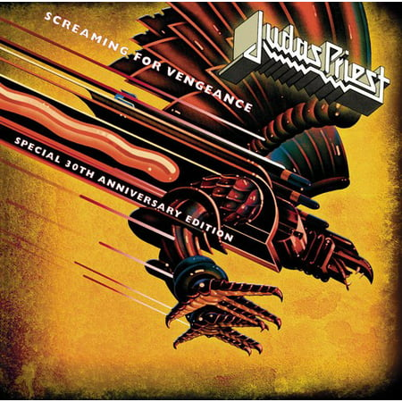 Screaming For Vengeance: Special 30th Anniversary Edition (CD) (Includes DVD)](Halloween Ii 30th Anniversary Soundtrack)