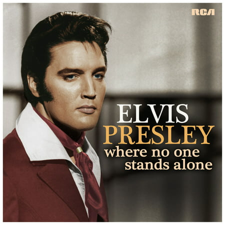 Elvis Presley - Where No One Stands Alone (CD) (Elvis Presley Brille)