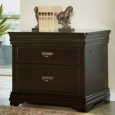 Martin Home Furnishings Furniture Beaumont 2 Drawer Lateral File Cabinet ()