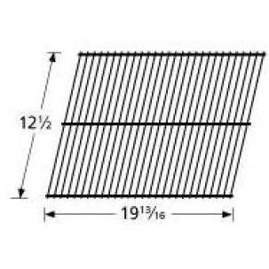 Porcelain Steel Wire Cooking Grid Replacement for Select Gas Grill Models by Am Porcelain steel wire cooking grid for Gas Grill Models Amberlight 4000 series, Arkla 3001K, Arkla 353KC, Arkla 4202K, Arkla A30AE, Arkla A30AG, Arkla E3011, Arkla GA301517, Charmglow 13046, Charmglow 14227, Charmglow 14287, Charmglow E305M-5, Charmglow GC302517, Charmglow GC305817, Grill Master GG430HWB, Grill Master GG431H, Grill Master GG431H9, Grill Master GG431HB, Grill Master GG431HB9, Grill Master GG431HW, Grill Master GG431HW9, Grill Master GG530EB, Grill Master GG530EB9, Grill Master GG530W, Grill Master GG530W9, Grill Master GG530WB, Grill Master GG530WB9, Grill Master GT431H, Grill Master GT530W, Grill Master HG4309H, Grill Master MG431HW, Grill Master PT430H, Grill Master WG431HW9, Grill Master WG431HWD, Grill Master WT431HWD, Kenmore 10392, Kenmore 10492, Kenmore 920.10392, Kenmore 920.10492, Sterling 1102-4, Sunbeam 10392, Sunbeam 10492, Sunbeam 104921, Sunbeam 104922, Sunbeam 104930, Sunbeam 104940, Sunbeam 106260, Sunbeam 153040, Sunbeam 22002, Sunbeam 220