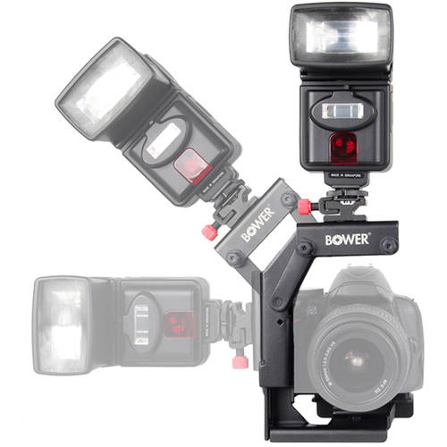 Ultra Compact Professional Flash Bracket
