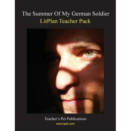 Litplan Teacher Pack : The Summer of My German