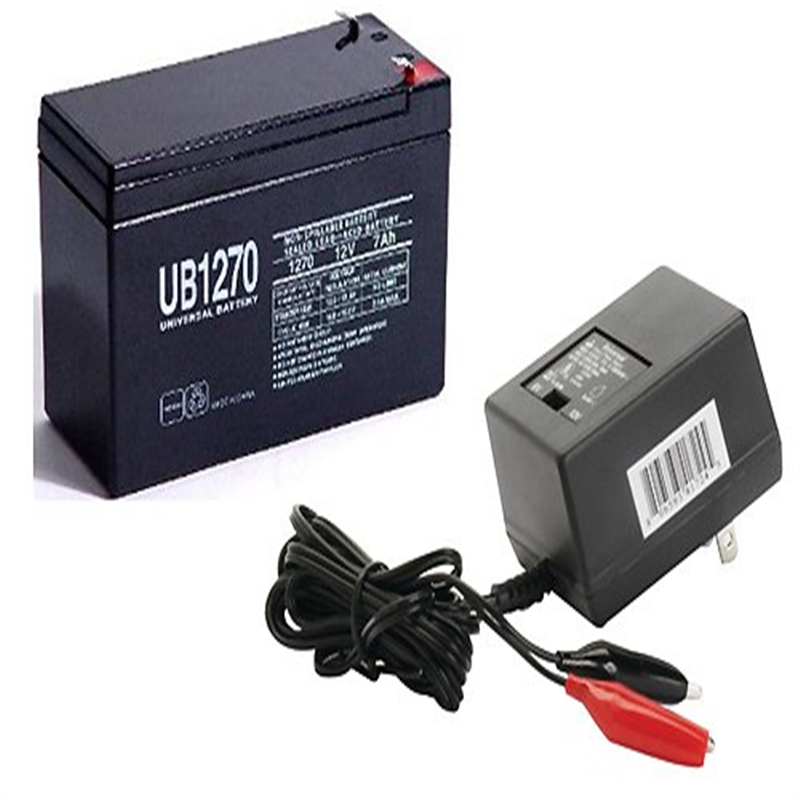Universal Power Group 12V 7AH Battery for Humminbird Ice ...