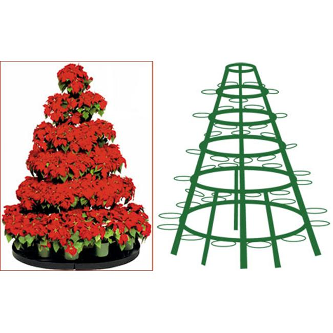 Creative Displays 1056 5ft 4in Full Round Tree Rack