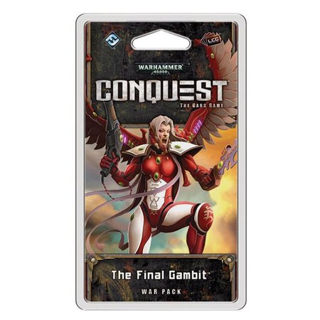 Warhammer Fantasy High Elves (40K: Conquest: The Final Gambit Warhammer Card Game Fantasy Flight Games FFGWHK14)