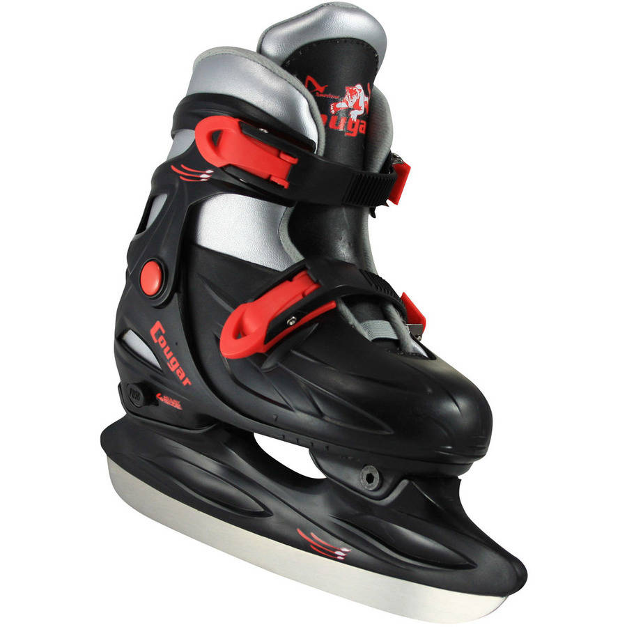 American Cougar Adjustable Hockey Skates by American