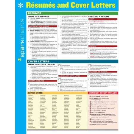 Sparkcharts Resumes And Cover Letters
