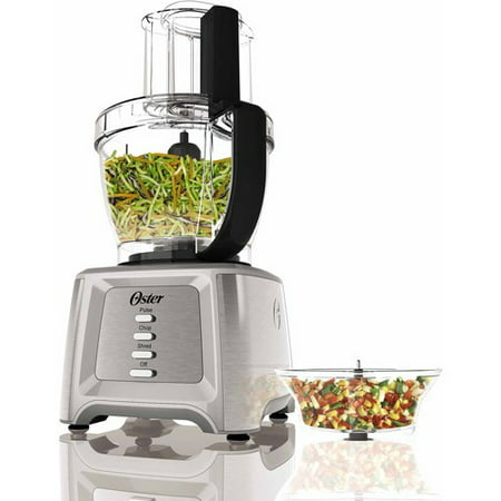 Oster 14 Cup Food Processor (Best Food Processor For Pureeing Meat)