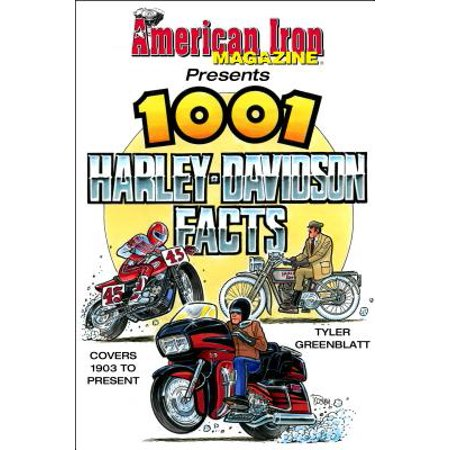 American Iron Magazine Presents 1001 Harley-Davidson (Tyler Davidson Fountain)