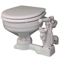 Raritan PH SUPERFLUSH TOILET WITH SOFT-CLOSE LID P101