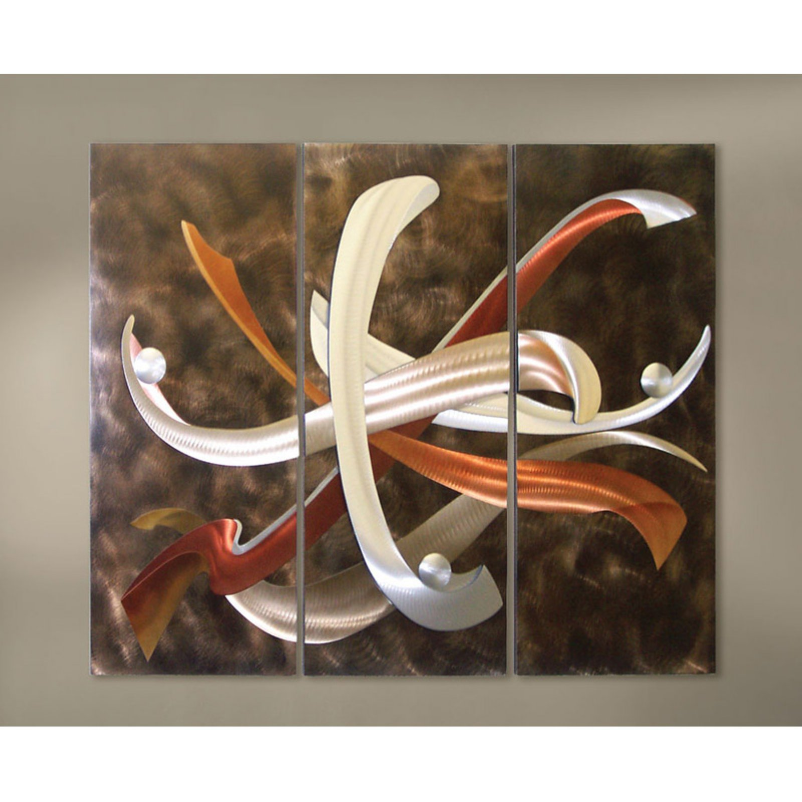 NOVA Super NOVA Metal Wall Art - 54W x 42H in.