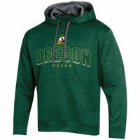 Men's Russell Athletic Green Oregon Ducks Synthetic Pullover Hoodie