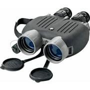Fraser Optics Stedi-Eye 14x40 Bylite Gyro Stabilized Binocular, Black-Gray, Case