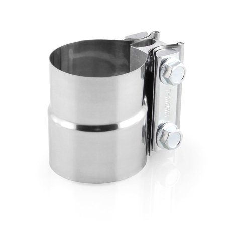 3 Inch Lap Joint Exhaust Band Clamp Universal Stainless Steel for 3inch ID  to 3inch OD Exhaust Pipe Connection | Walmart Canada