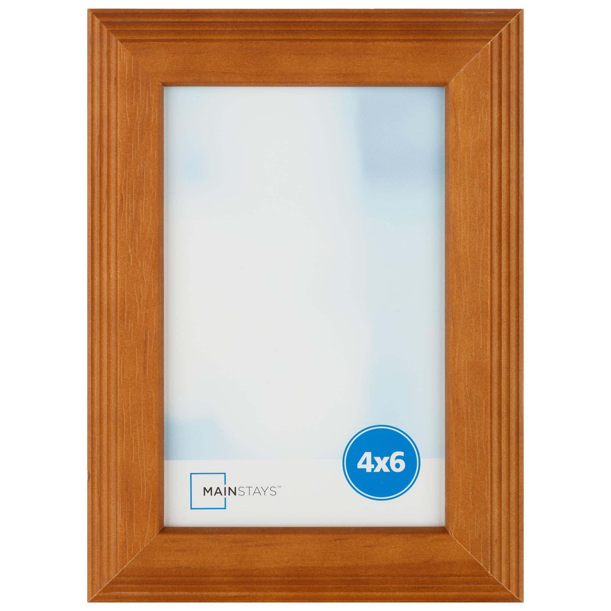 """Oak Effect 4/""""x6/"""" Frame"""