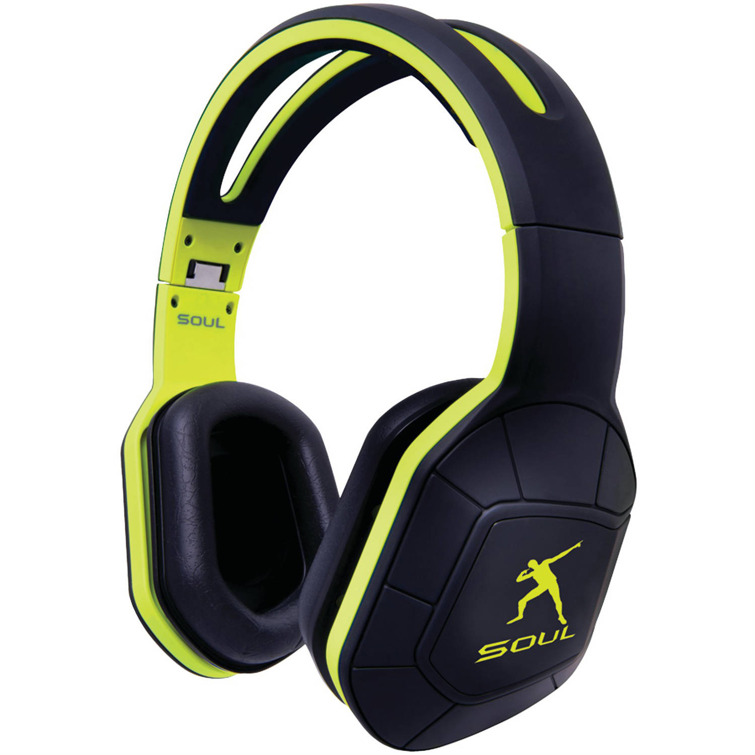 Soul Combat+ Active Performance Over-Ear Headphones