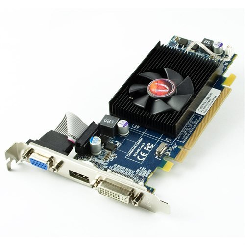 VisionTek ATI Radeon HD 4350 512 MB DDR2 PCI Express Graphics Card (900270)
