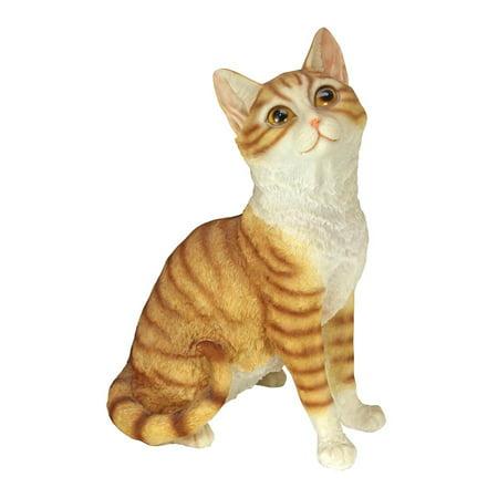 Design Toscano Purr-fect Kitten Cat -