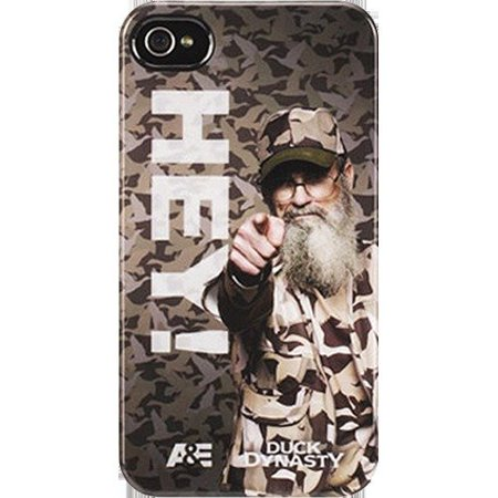 Griffin Duck Dynasty Hey Case for Apple iPhone 4/4S - Black - image 1 of 1