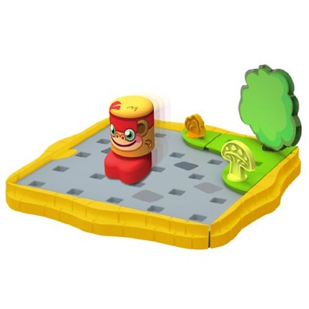 Moshi Monsters Bobble Bots Playset Cobblestone Corner Starter Set with Chop Chop 250 (Moshi Monsters Codes For Rox That Work)