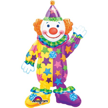 Circus Party Decorations (Airwalkers XL 44