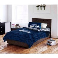 Your Choice NFL Bedding Set - Patriots, Seahawks, Cowboys and more