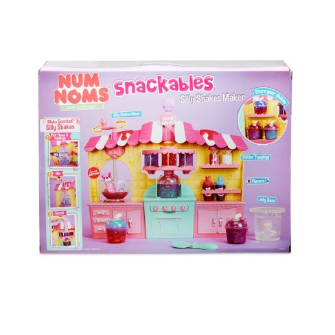 NEW Num noms Snackables Scented Silly Shakes Slime Maker Playset Special Edition