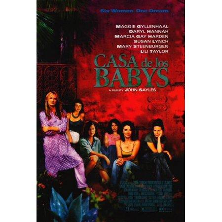 Casa de Los Babys Movie Poster (11 x 17) - Decoracion Casa De Halloween