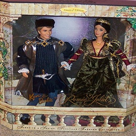 Barbie & Ken As Romeo & Juliet Limited Edition Together Forever Collection (1997)