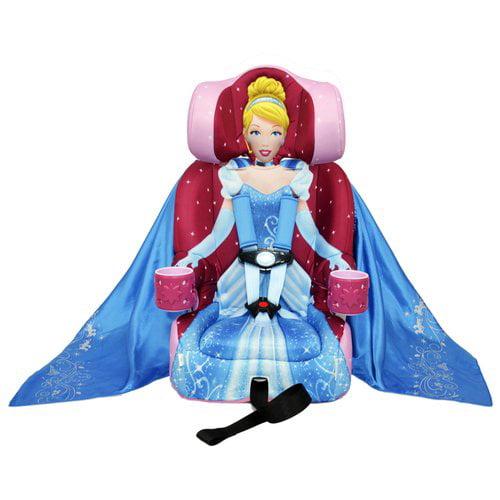 KidsEmbrace Friendship Combination Booster Car Seat, Cinderella