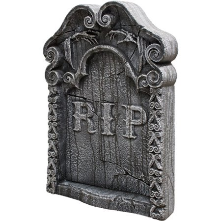 Funniest Halloween Tombstones (30