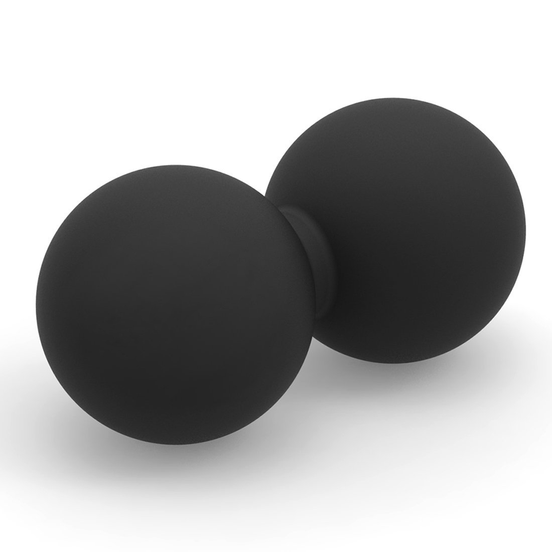 Peanut Fitness Massage Ball Set Double Lacrosse Mobility Ball Massage M0J2