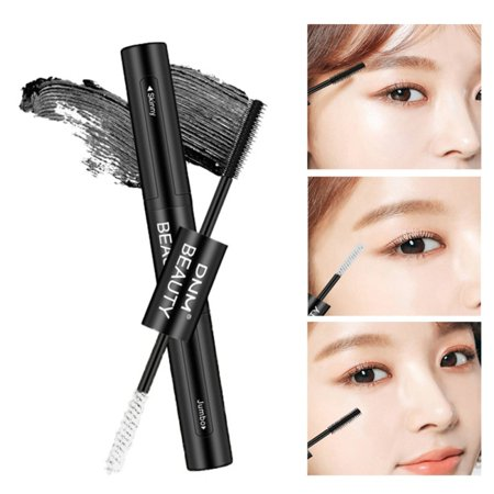 Smudge Proof Halloween Makeup (Professional Black Lash Mascara, Lengthening and Thick, Long Lasting, Waterproof & Smudge-Proof, All Day Exquisitely Lush, Full, Long, Thick, Smudge-Proof)