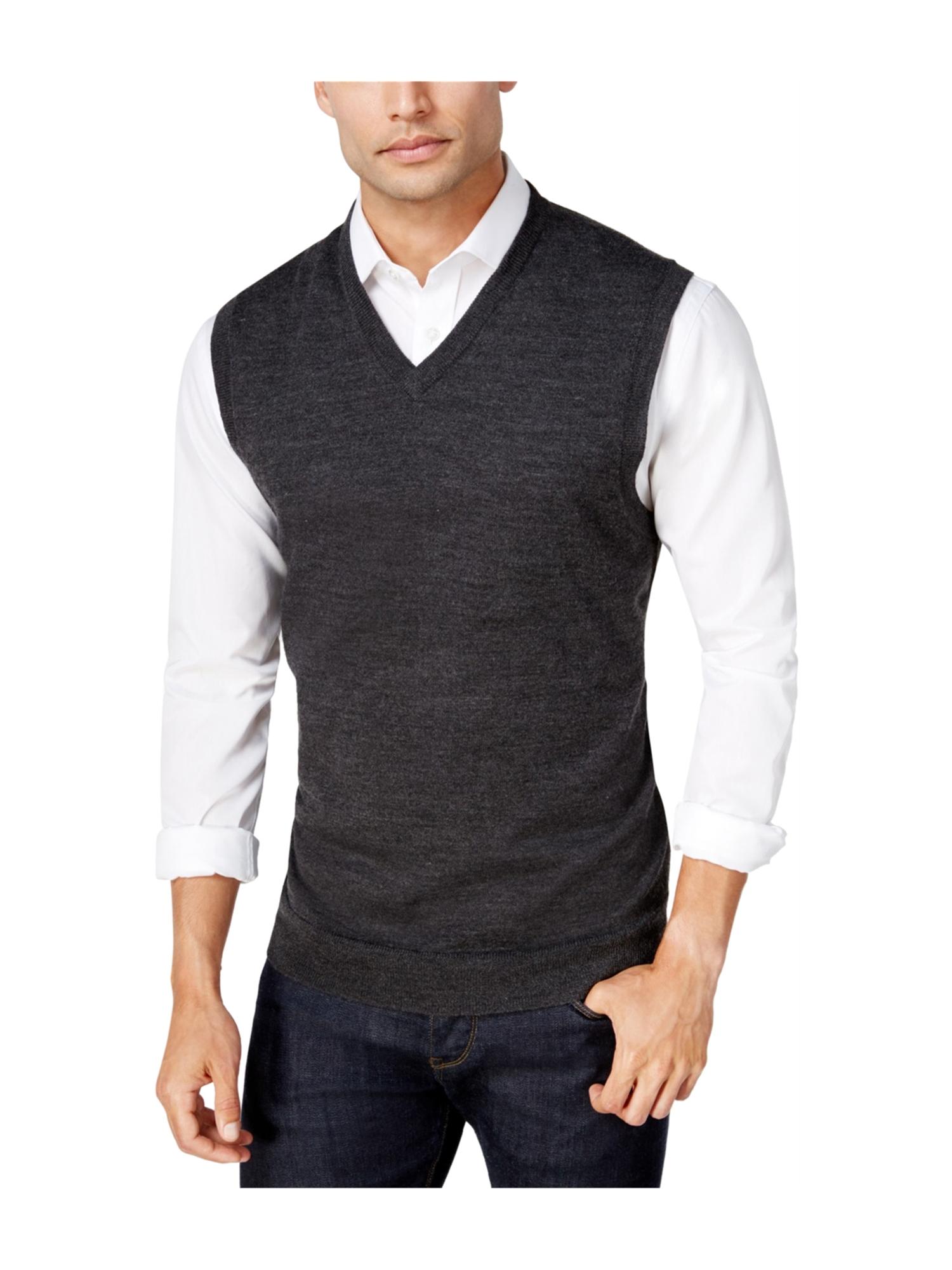 Club Room Mens Knit Sweater Vest