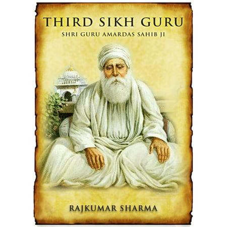 Third Sikh Guru: Shri Guru Amardas Sahib Ji - (Shri Guru Granth Sahib Ji In Punjabi)