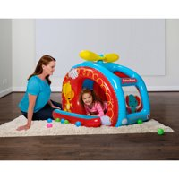 Fisher-Price 54-in x 44-in x 38-in Helicopter Ball Pit Deals