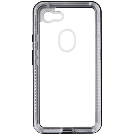 new style ff575 3d960 LifeProof (77-59381) NEXT Case for Google Pixel 3 XL - Clear / Black Crystal