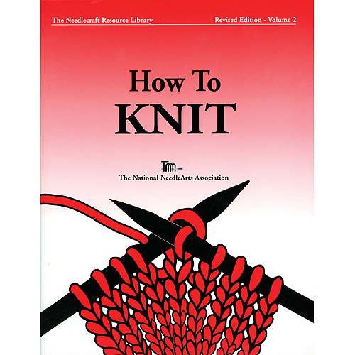 TNNA Books How To Knit