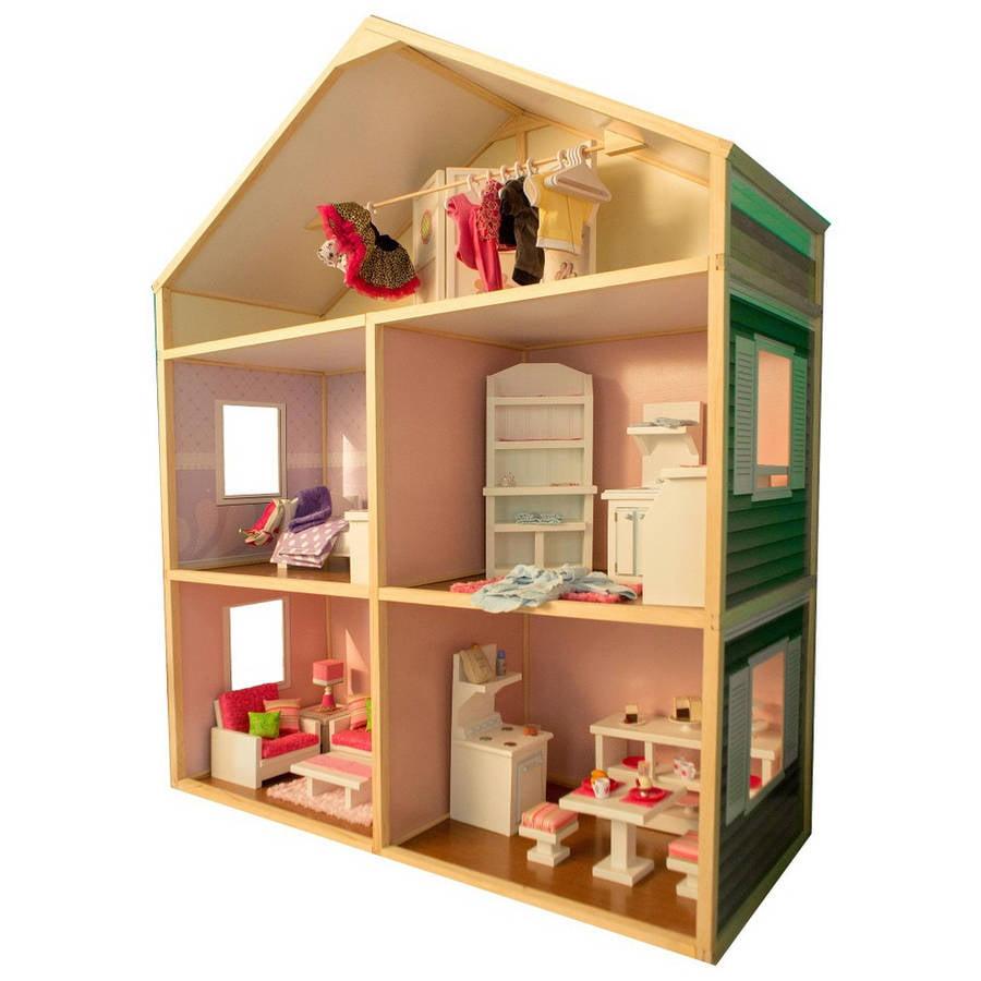 My Girl's Dollhouse for 18
