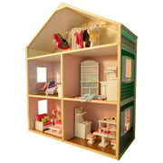 """My Girl's Dollhouse for 18"""" Dolls, Country French Style"""