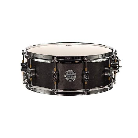 Pacific SN5514BWCR 5.5x14 Black Wax over Maple Snare Drum