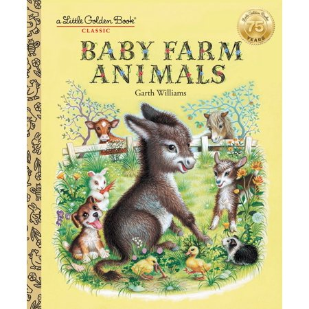 Baby Farm Animals (Hardcover)