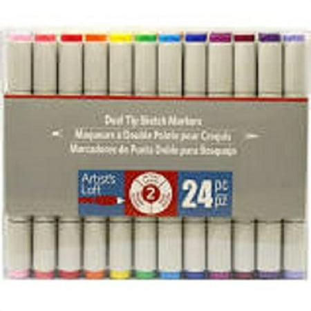 Artist S Loft 24 Color Dual Tip Markers