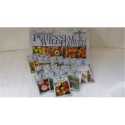 Pages Premium 02PW20PACK Perennial & Wildflower 20 Pack Garden Seeds