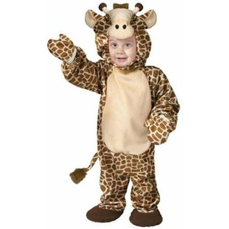 Toddler Jolly Giraffe Costume - Toddler Giraffe Costume