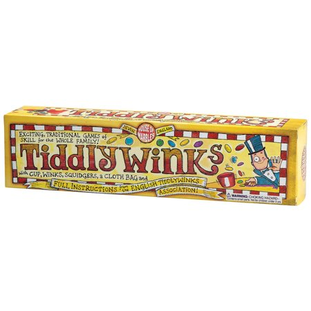 - Tiddlywinks Traditional Games, FUN FOR ALL – The perfect game for all ages, play it with your children or with friends. No matter who plays this.., By House of Marbles