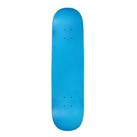 Skateboard Deck Blank Neon Blue (Alien Workshop Skateboard Deck)