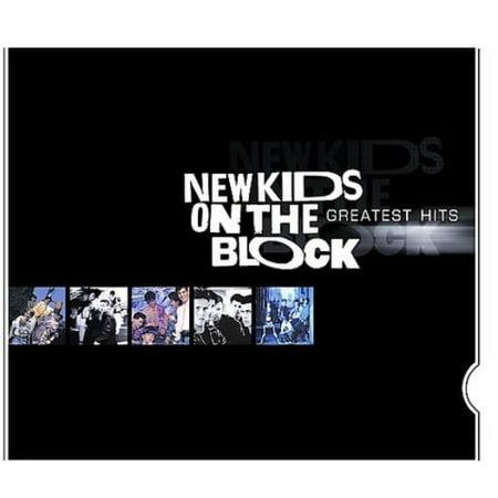 GREATEST HITS [BONUS TRACKS] [DIGIPAK] [NEW KIDS ON THE BLOCK] [886974390022] (Hit Block)