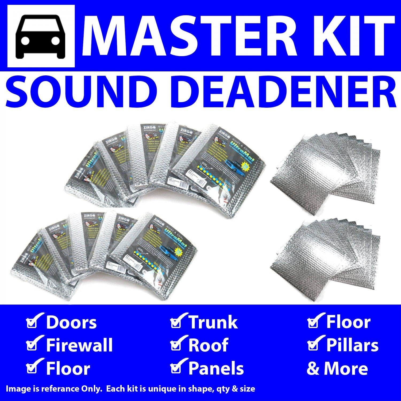 Car Audio Sound Deadener & Heat Barrier for 40-46 Chevy Truck  Master Kit